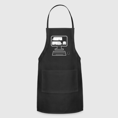 pc truck - Adjustable Apron
