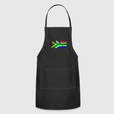 South Africa Cape Town - Adjustable Apron