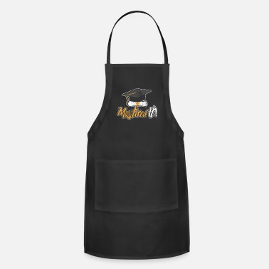 Master Mastered It - Adjustable Apron