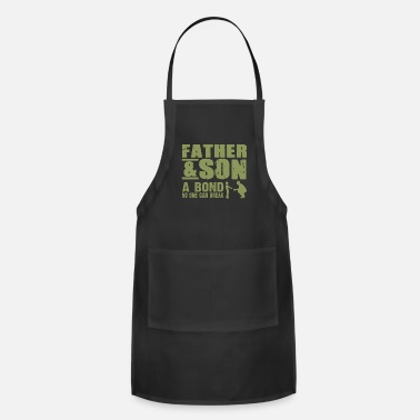 Son Father and Son - Apron