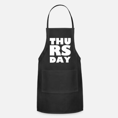 Thursday Thursday - Apron