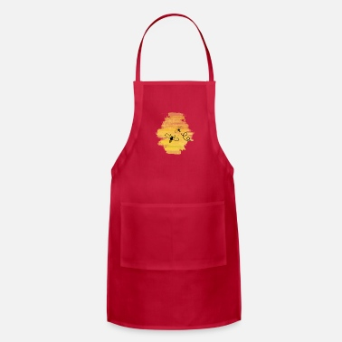 Honey bee honey - Apron