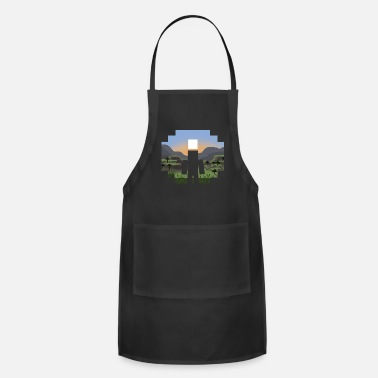 Mine Craft Mine craft Landscape - Adjustable Apron