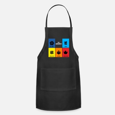 Monument THE MONUMENTS - Adjustable Apron