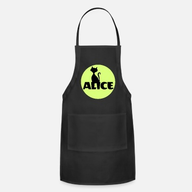 Name Day Alice First name Name Personal gift Name day - Apron