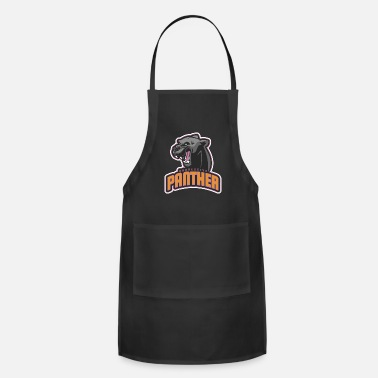 Aggressive Aggressive Panther - Adjustable Apron
