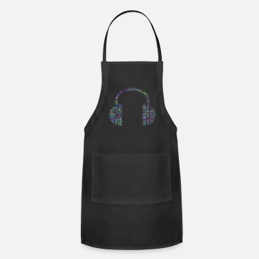 House Music Music - Apron