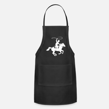 Horseman Horseman In The Fall - Adjustable Apron