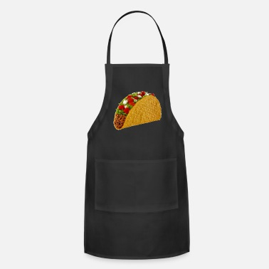 Food Taco Food - Adjustable Apron