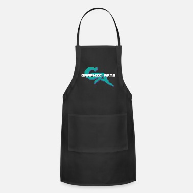 Graphic Art Graphic Arts - Adjustable Apron