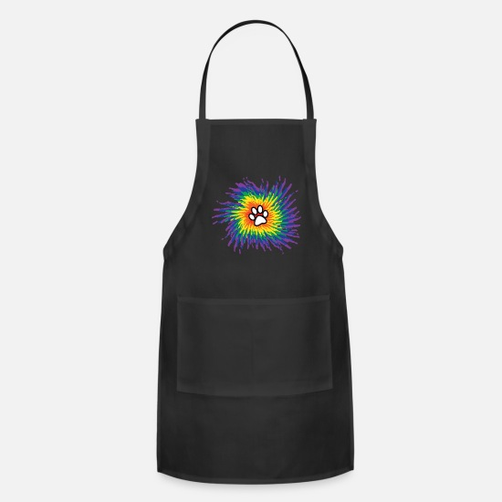 Play Aprons - Pup Play Puppy Play - Apron black