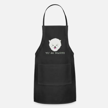 Cat Lover You Are Pawesome - Apron