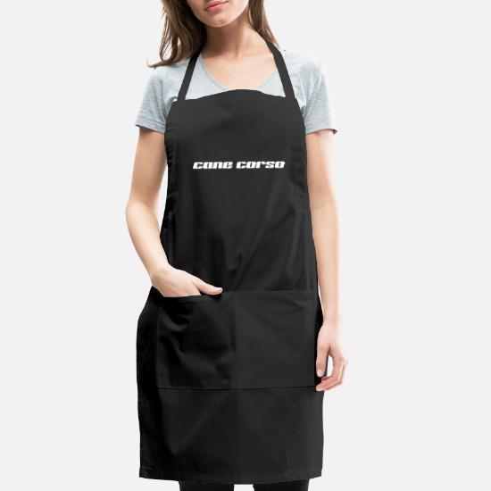 Cane Corso Apron Spreadshirt