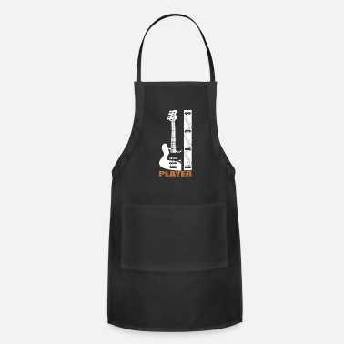 Bass Player Bass Player - Apron