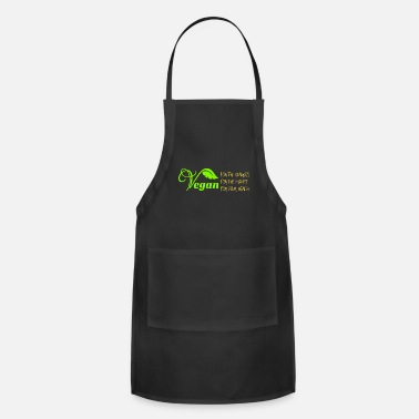 Philosophy Vegan philosophy - Adjustable Apron