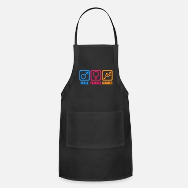 Bed Male - Female - Gamer - Adjustable Apron