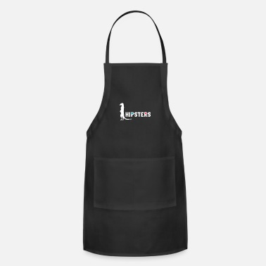 Hipster Hipsters - Adjustable Apron
