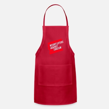 Movement Weight Lifters against Racism - Apron