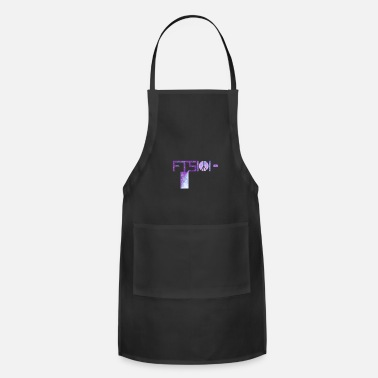 Uzi For The Sesh UZI Logo - Adjustable Apron