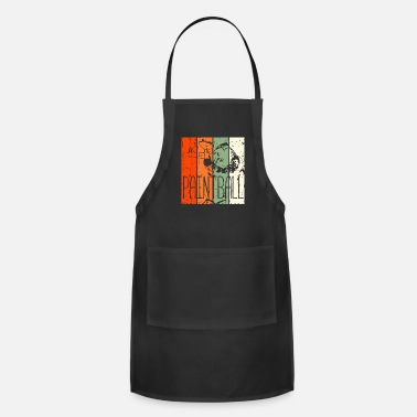 Airsoft Paintballer Vintage Sport Airsoft Team Paintball - Apron