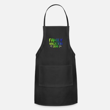 Family Family Vacation Gifts for Families - Adjustable Apron