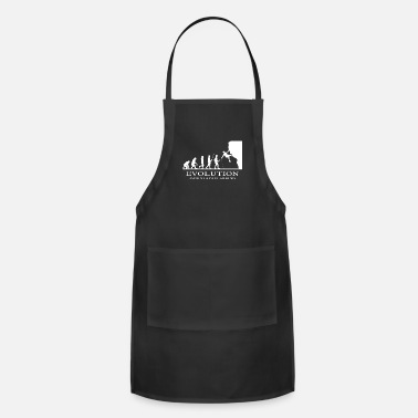 Evolution evolution - Adjustable Apron