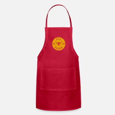 Honey Beekeeper hobby beekeeping bee honey honeycomb - Apron