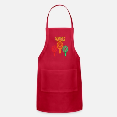 Blood Suckers Mosquito swat team blood sucker funny - Apron