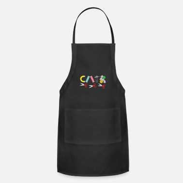Notion Sewing Notions for Cat Lovers - Apron