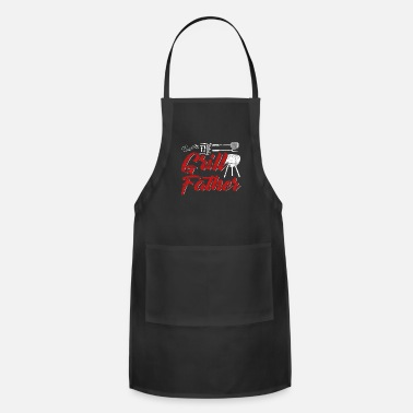 Grillmaster The Grillfather Godfather Grillmaster - Adjustable Apron