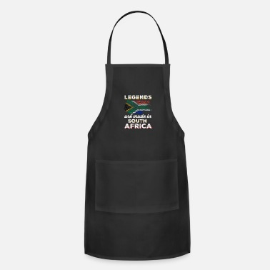 South Legends are made in South Africa - Adjustable Apron