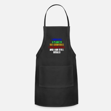 Date Still Single Dating Date - Adjustable Apron