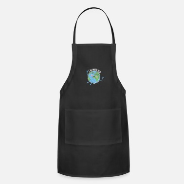 Mother Earth I'm With Her-Mother Earth - Adjustable Apron