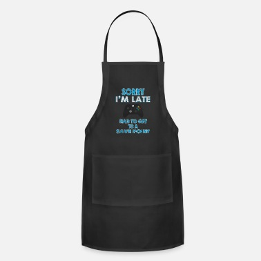 Console Funny Gamer PC Console Video Game Design - Apron