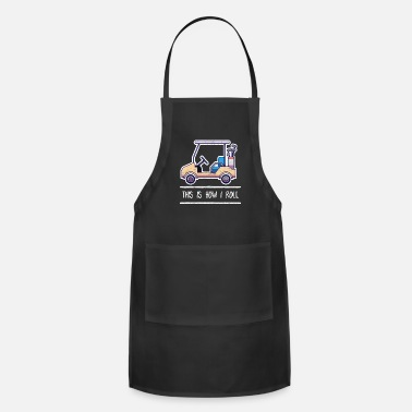 Golf Course golf course - Adjustable Apron