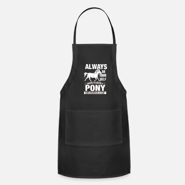 Pony Pony - Adjustable Apron