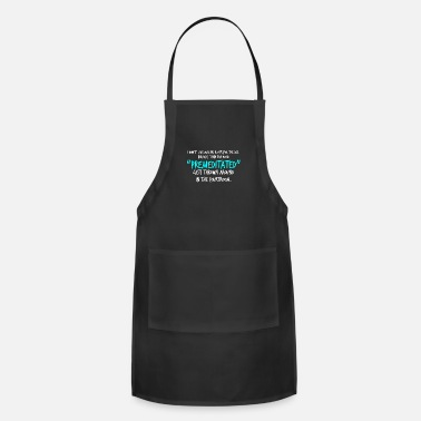 Witty Funny, Sassy, Witty, Attitude, Sarcasm Sayings - Apron