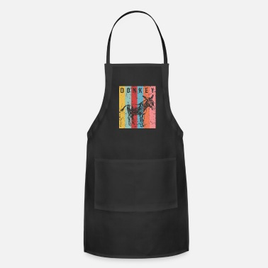 Pet Donkey Pet - Adjustable Apron