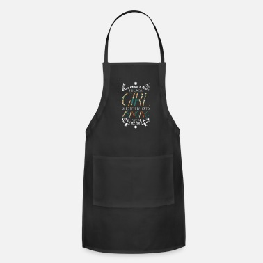 Chant Singing Singer Chanting Funny Gift - Adjustable Apron