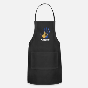 Country Kosovo - Adjustable Apron