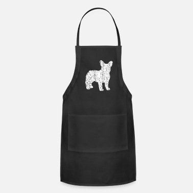 Bulldog French Bulldog - Apron