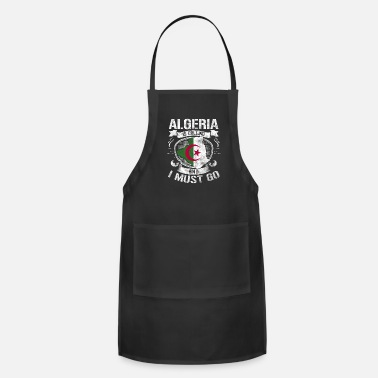 Vacation Country Algeria Calls Country Vacation Gift - Apron