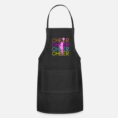 Cheer Cheerleading - Cheer Cheer Cheer - Apron