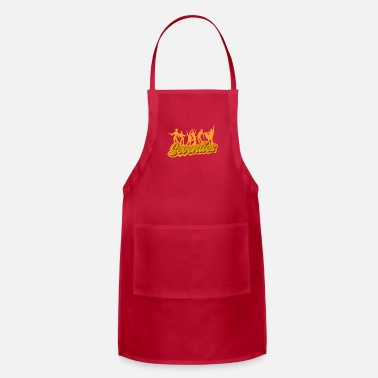 70 Years 70 Years 70 Years Outfit Seventies 70s Party - Apron
