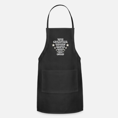 Old Old and Wise - Apron