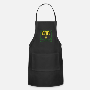 Can Band Logo - Apron
