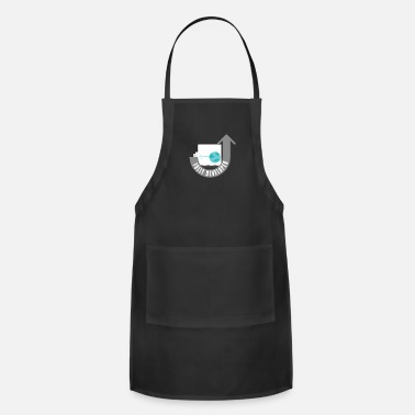 Computer Scientist Funny Computer Scientist Developed Shirt Bday Gift - Adjustable Apron