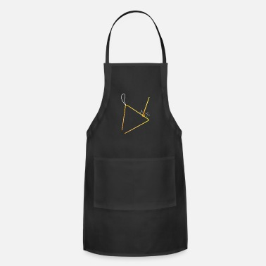Triangle Triangle - Adjustable Apron