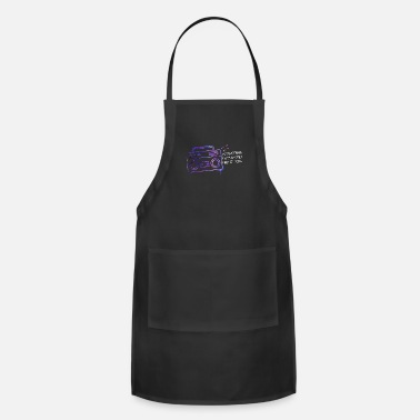 Radio Radio - Adjustable Apron