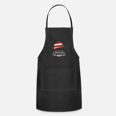 Alps Austrian Alps - Adjustable Apron